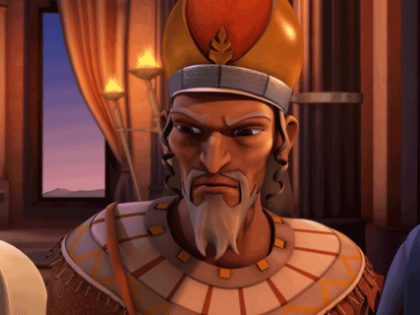 Herodes no está para fiestas